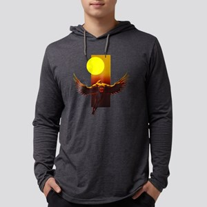 looking of eagles Mens Hooded Shirt