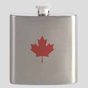 Canadians Eh Holes Flask