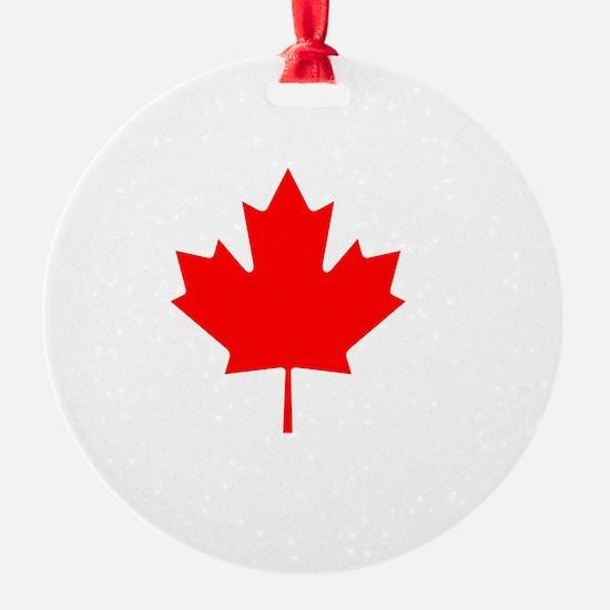 Canadians Eh Holes Ornament