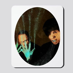 Sparks Two Hands One Mouth Mousepad