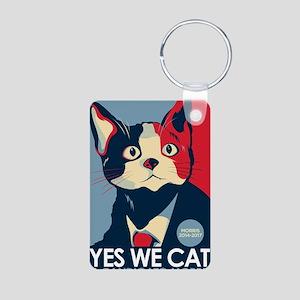 Candigato - Yes We Cat Aluminum Photo Keychain