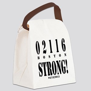 Boston Strong! Canvas Lunch Bag