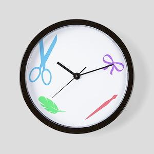 I wish crafting... Wall Clock