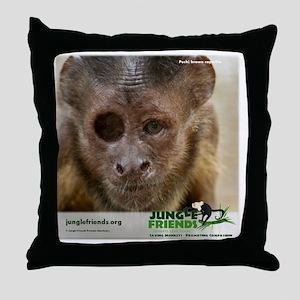 Puchi Throw Pillow