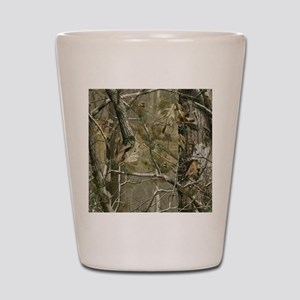 Realtree Camo Shot Glass