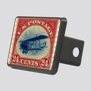 Curtiss Jenny 1918 24c US  Rectangular Hitch Cover