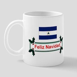 Nicaragua Feliz... Mug