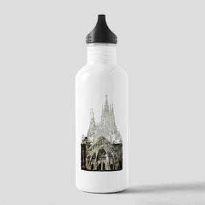 Sagrada Familia Stainless Water Bottle 1.0L