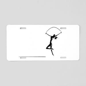 Brasilia Aluminum License Plate