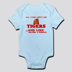 All I care about are Tigers Body Suit