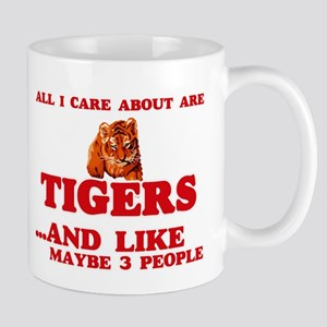 All I care about are Tigers Mugs