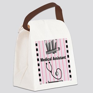 medical assistant blank 1 Canvas Lunch Bag
