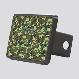 Trail Runners Like it Dirt Rectangular Hitch Cover