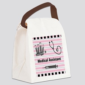 medical assistant blank 2 Canvas Lunch Bag