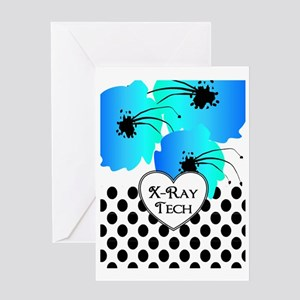 xray tech 3 Greeting Card