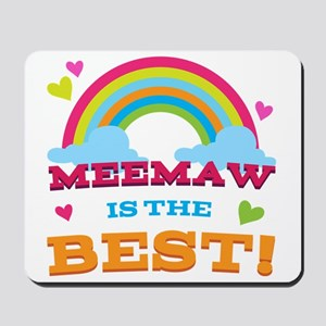MeeMaw is the Best Mousepad