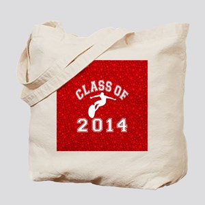 Class Of 2014 Surfing Tote Bag