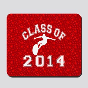 Class Of 2014 Surfing Mousepad