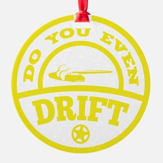 dyeDrift1H Ornament