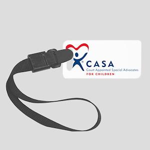 CASA Logo (Horizontal) Small Luggage Tag