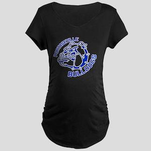 Bulldogs Maternity Dark T-Shirt