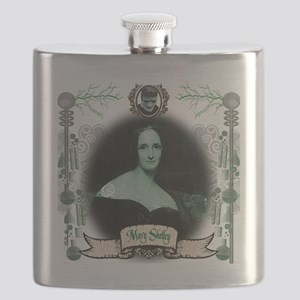 Mary Shelley Frankenstein Flask