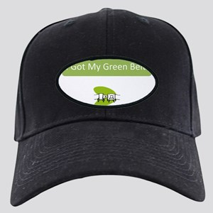 I Got my Green Belt Black Cap