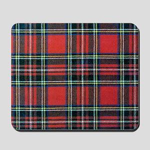 Royal Stewart Tartan2 Mousepad