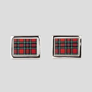 Royal Stewart Tartan2 Cufflinks