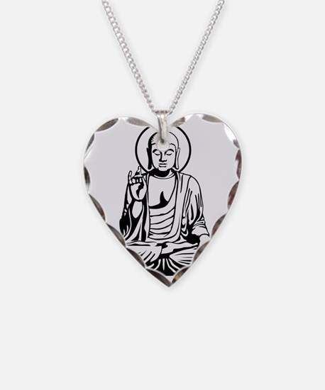 Young Buddha No.1_2c Necklace