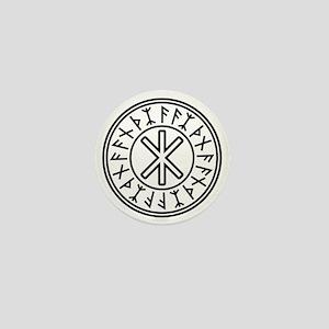 Odin's Protection No.2_1c Mini Button