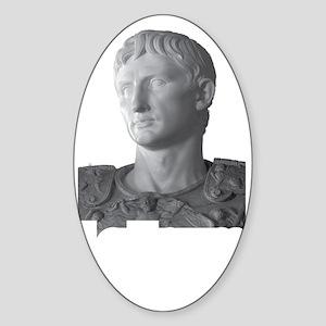 Latinum Raptum: Latin is swag Sticker (Oval)