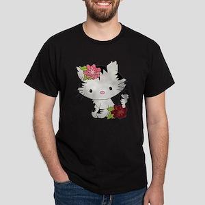 Cat Cuteness Dark T-Shirt