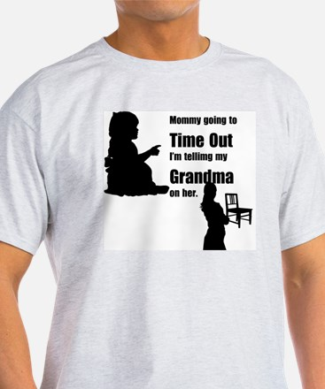 mommy_TimeOut T-Shirt