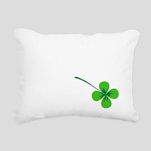 Lucky cat Rectangular Canvas Pillow