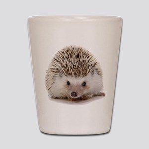 Rosie hedgehog Shot Glass
