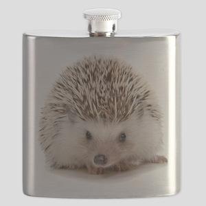 Rosie hedgehog Flask