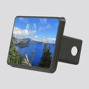 Crater Lake National Park Rectangular Hitch Cover