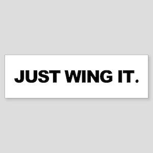 Paragliding & Powered Paragli Bumper Sticker