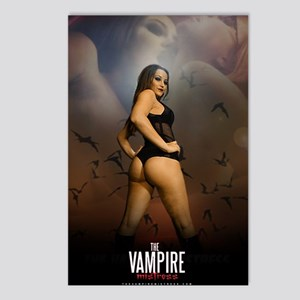 The Vampire Mistress Post Postcards (Package of 8)
