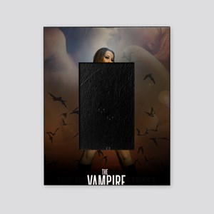 The Vampire Mistress Poster Picture Frame