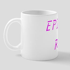 EPIDURALS ROCK-WHITE Mug