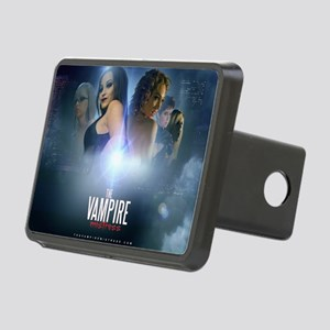 The Vampire Mistress Colla Rectangular Hitch Cover