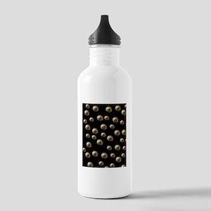Creepy Eyeballs Flip F Stainless Water Bottle 1.0L