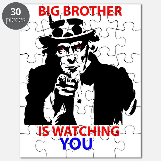 Big Brother is Watching You Puzzle