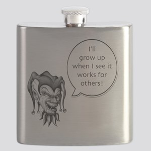 Ill grow up when Flask
