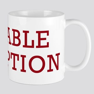 Notable Exception Mugs