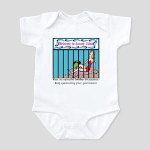 Political Gitmo Infant Bodysuit