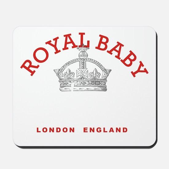 Royal Baby Celebration Mousepad