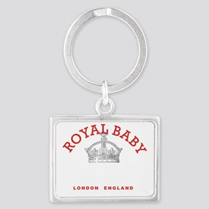 Royal Baby Celebration Landscape Keychain